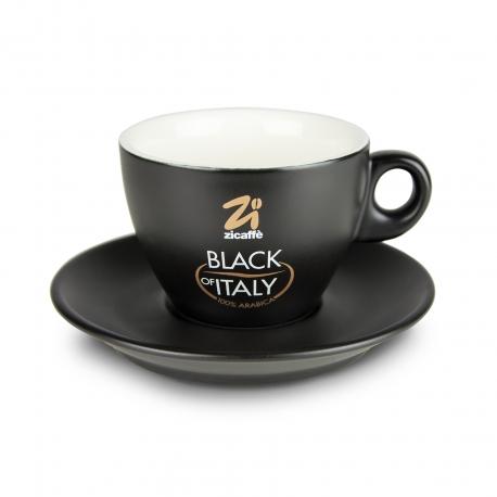 Tazza cappuccino Black of Italy