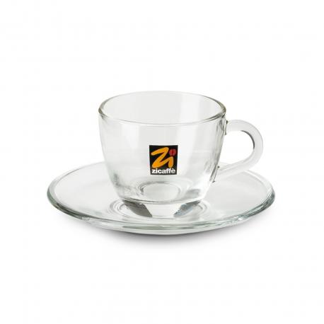 Glass espresso cup