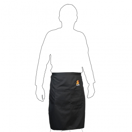 French style apron