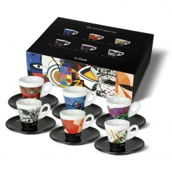 Art of Espresso cups