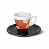 Balla art of espresso cup