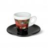 Klee art of espresso cup