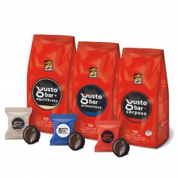 GustoBar capsules tasting kit