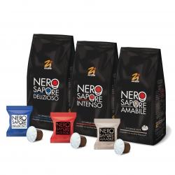 Kit degustazione capsule NeroSapore