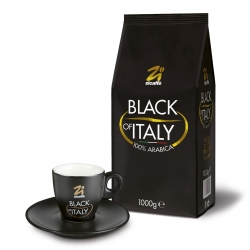 Black of Italy and cups pack