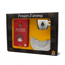 Pensieri D'aroma Gustosa and cup